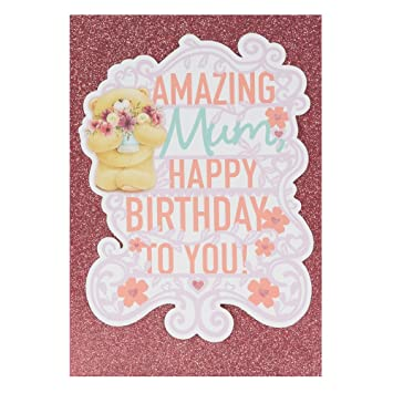Hallmark Forever Friends Birthday Card For Mum Best Feeling Ever