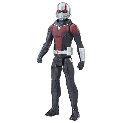 Marvel Ant-Man and The Wasp Titan Hero Series Ant-Man with Titan Hero Power FX Port: Toys & Games