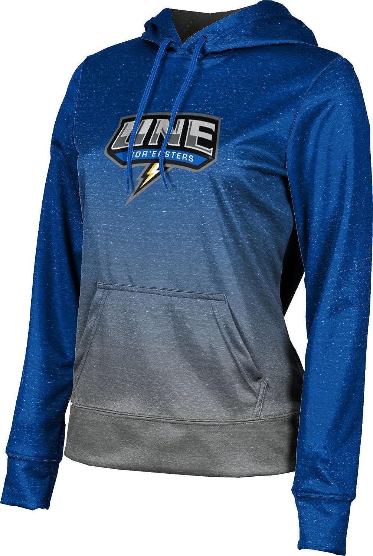 Ombre ProSphere University of New England Girls Pullover Hoodie School Spirit Sweatshirt