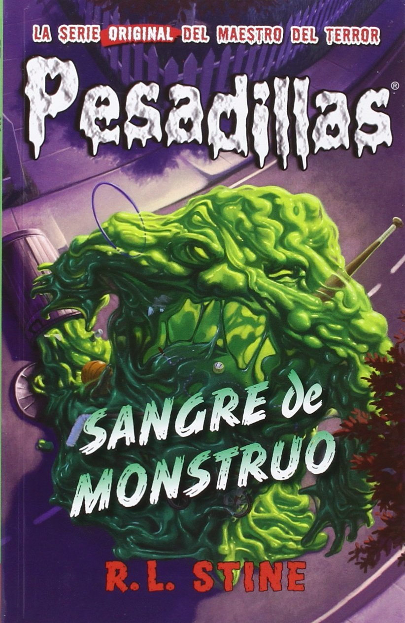 Download Sangre de monstruo: Pesadillas 15 ebook