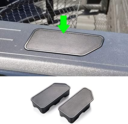 TTCR-II for 2015-2020 Chevy Colorado GMC Canyon Bed Rail Stake Hole Cover Caps 2 Packs