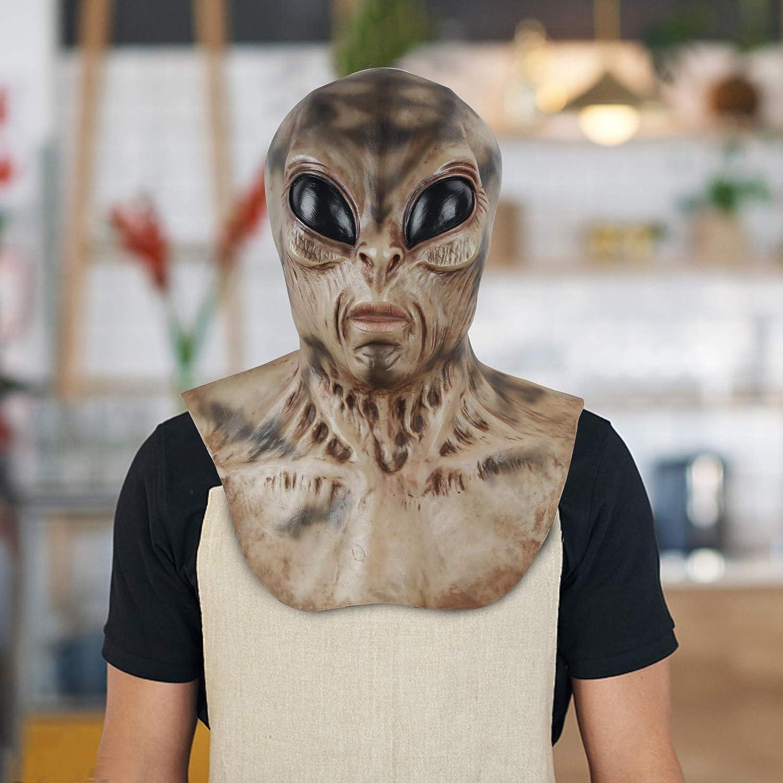 Adult Third Eye Providence Illuminati Cyclops Halloween Costume Latex Prosthetic