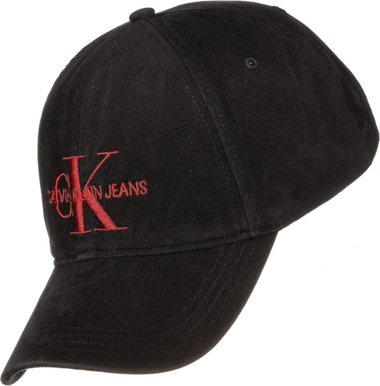 Calvin Klein Jeans Monogram M Gorra: Amazon.es: Ropa y accesorios