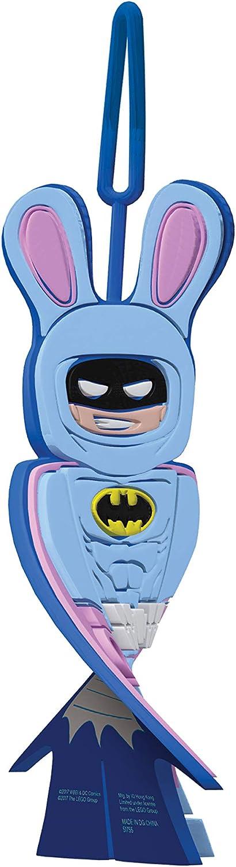 Lego Batman Film Luggage École nom Sac Valise Tag Bunny Rabbit Costume