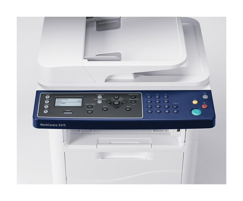 Amazon.com: Xerox WorkCentre 3315/DN Monochrome Multifunction Printer:  Electronics