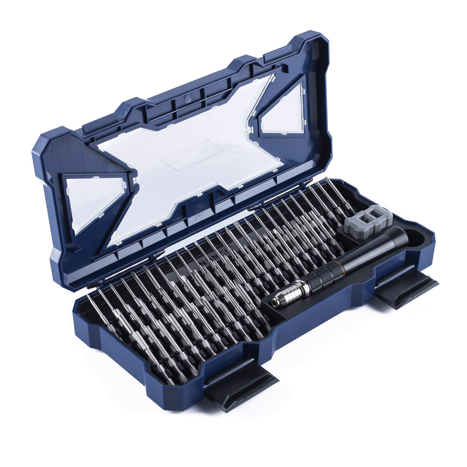 Nanch Precision Screwdriver Set Magnetic-56 in 1 Repair Tool kit Set for Electronics,Smartphone,Eyeglasses,Watch,Computer & Tablets