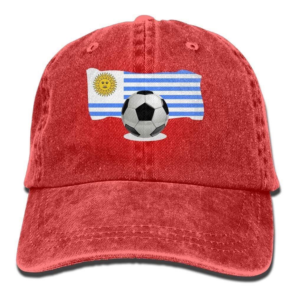 Voxpkrs Balón de fútbol de Hombres y Mujeres con Gorra de béisbol ...
