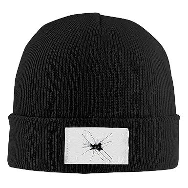 Gorras de Invierno Ojos Demonios Sombreros de Punto Gorro de ...