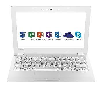 """Lenovo IdeaPad 100S 11 1.33GHz Z3735F 11.6"""" 1366 x 768Pixeles Color blanco - Ordenador"""
