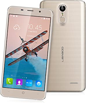 Leagoo M5 Plus - 4G Smartphone Libre Android 6.0 (Pantalla HD 5.5 ...