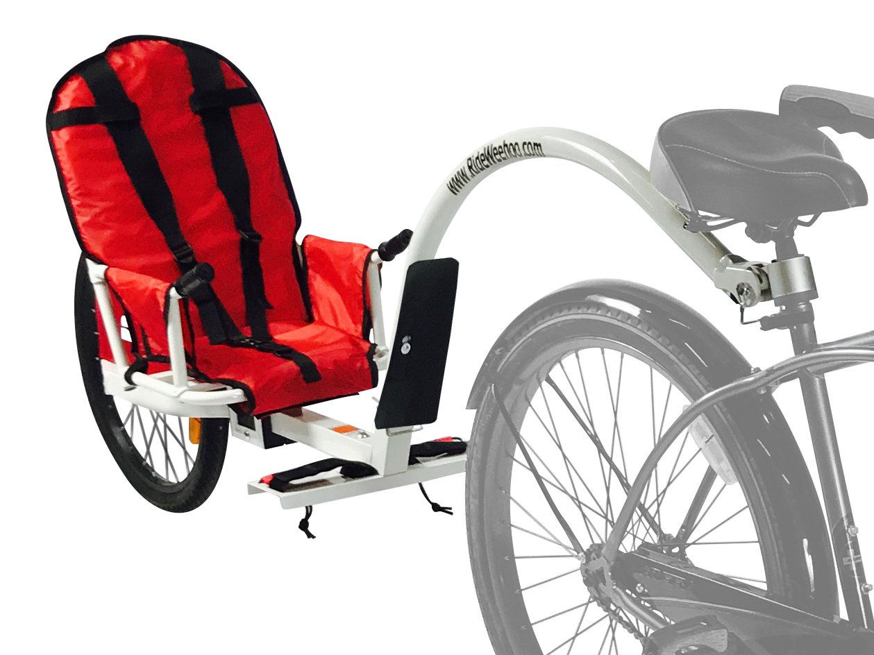 Single Bike Trailer Weehoo iGo Blast Bike Trailer