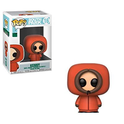 Funko Pop Television: South Park - Kenny Collectible Figure, Multicolor: Toys & Games