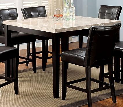 Amazon Com Furniture Of America Cm3866pt 48 Marion Ii 48 Counter