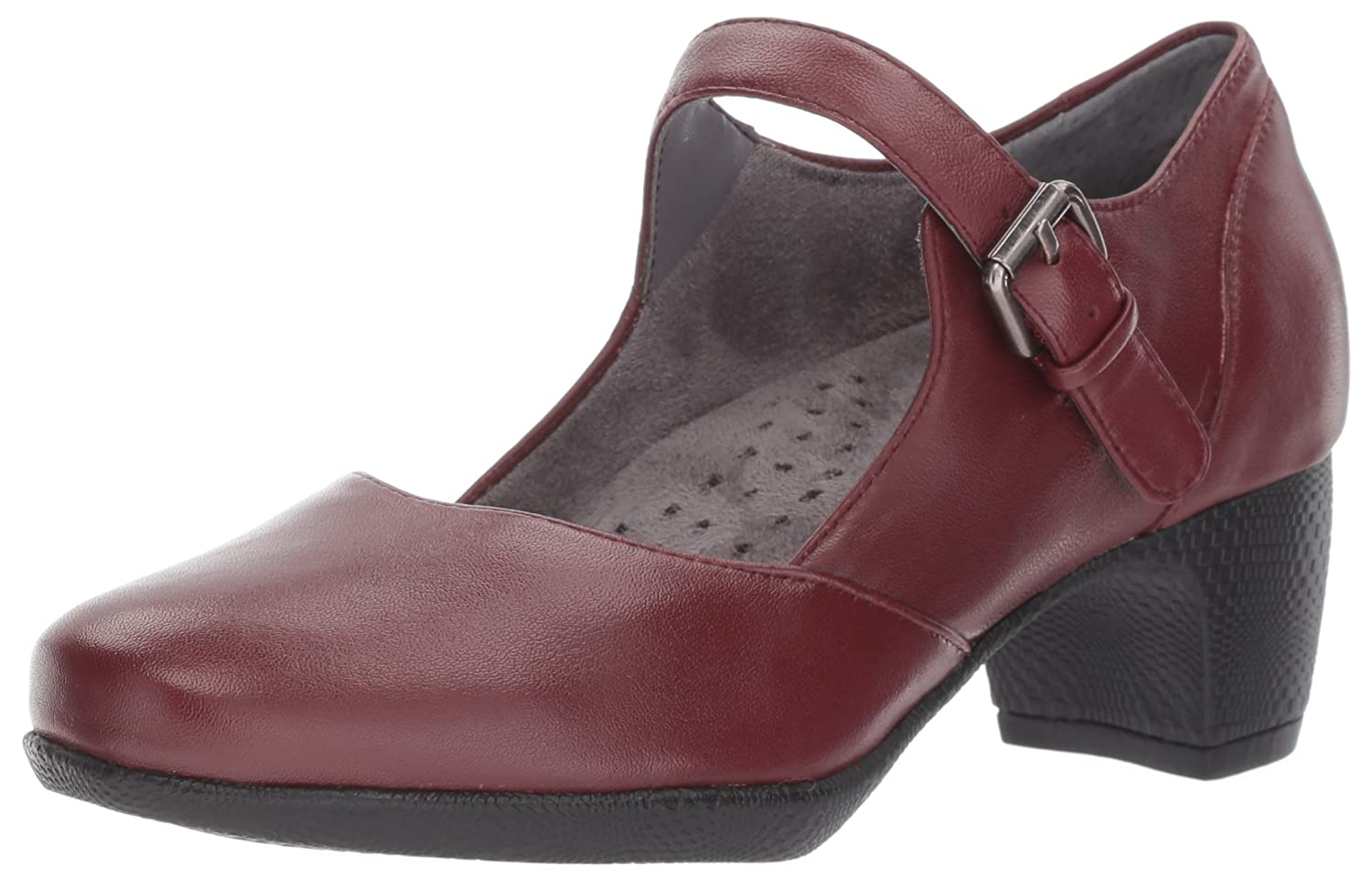 SoftWalk Pump Women's Irish Ii Dress Pump SoftWalk B01N0T94U1 8.5 W US|Dark Red 301908