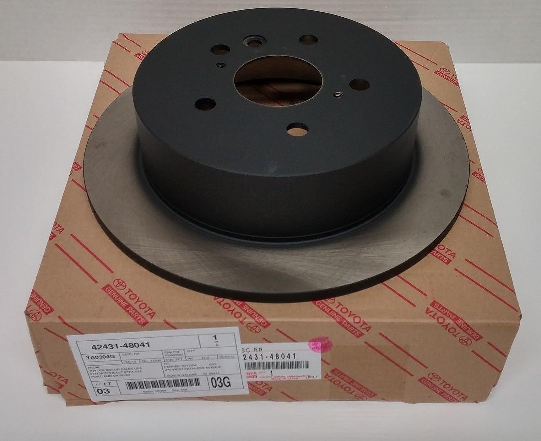 Genuine Toyota Rotor 42431-48041