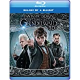 Fantastic Beasts: The Crimes of Grindelwald [Blu-ray]