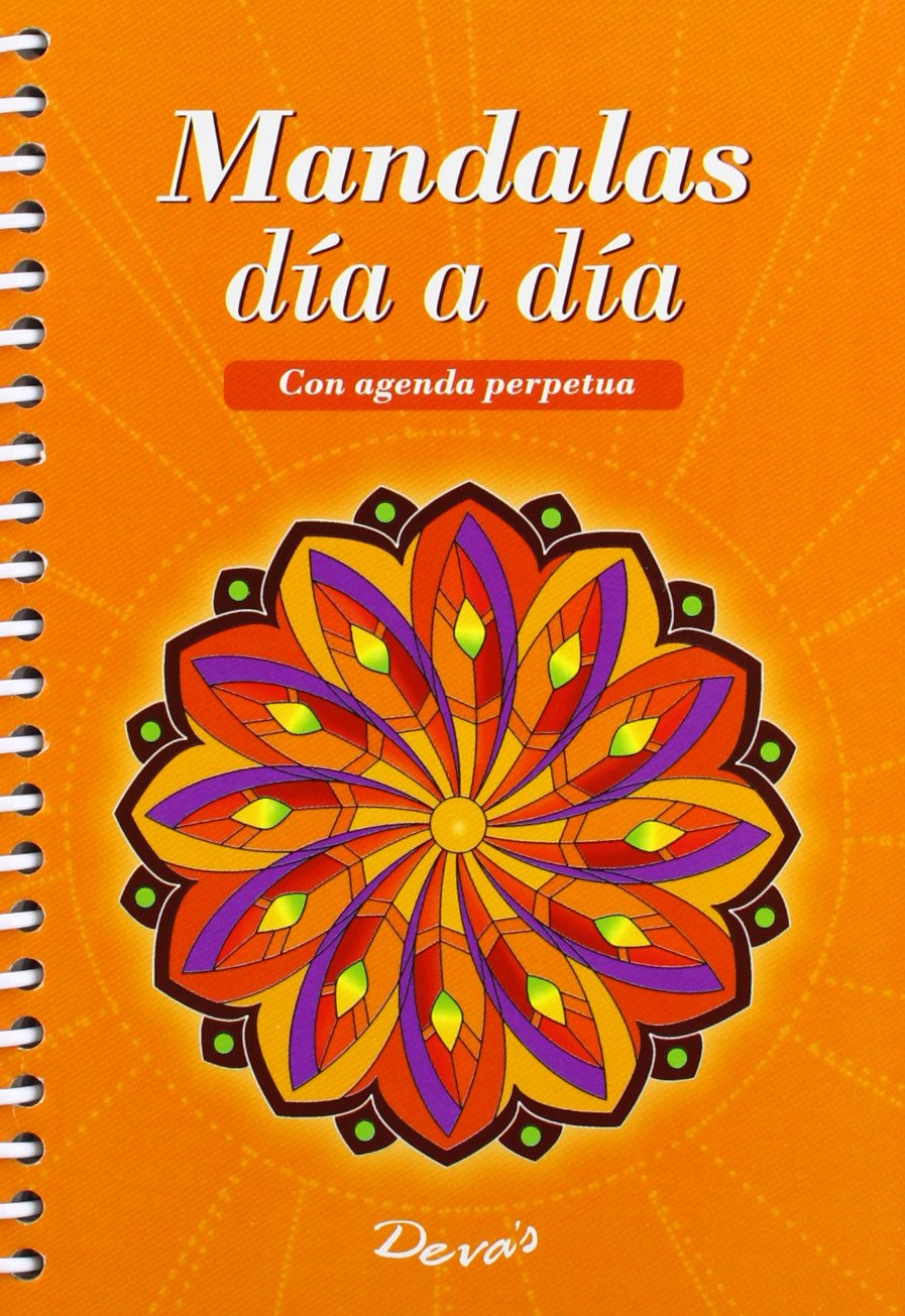 MANDALAS DIA A DIA CON AGENDA PERMANENTE (Spanish Edition ...