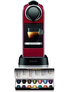 Nespresso Krups Pixie XN304T - Cafetera monodosis de ...