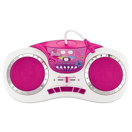 Amazon.com: Barbie mix-it-up DJ turntable: Toys & Games