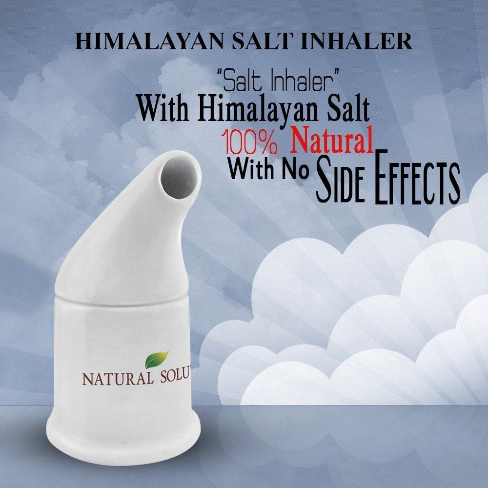 buy himalayan pink salt inhaler allnatural respiratory aid online at low prices in india amazonin