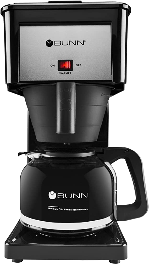 non-toxic coffee maker - Bunn