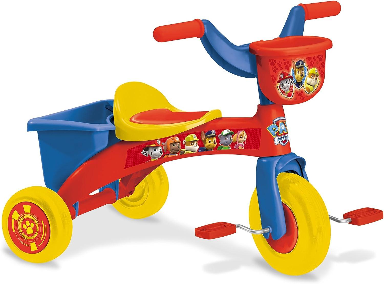 PAW PATROL Triciclo en plástico (Mondo 28288)