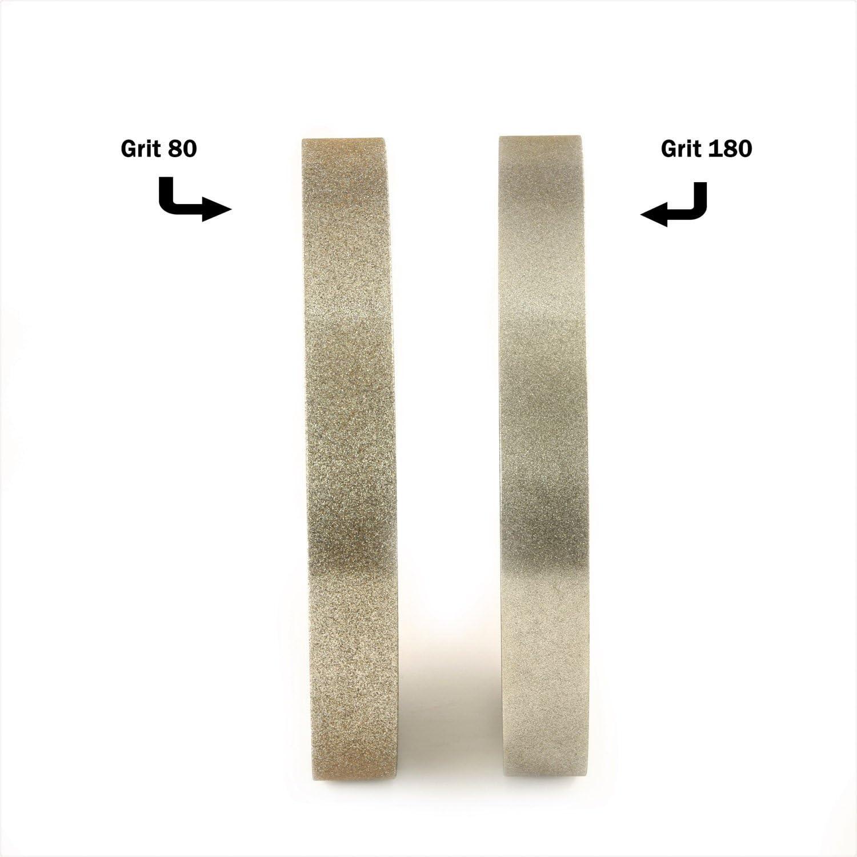 for Sharpening High Speed Steel Tools 180 Grit Hurricane 8 CBN Grinding Wheel
