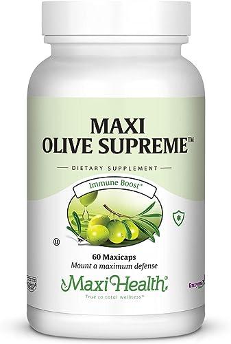 Maxi Olive Supreme, 60-Count