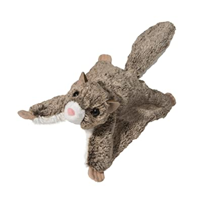 Douglas Jumper Flying Squirrel Plush Stuffed Animal: Toys & Games