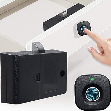 Smart Electronic Drawer Lock Cabinet Cupboard Furniture Keyless Door Lock  @#
