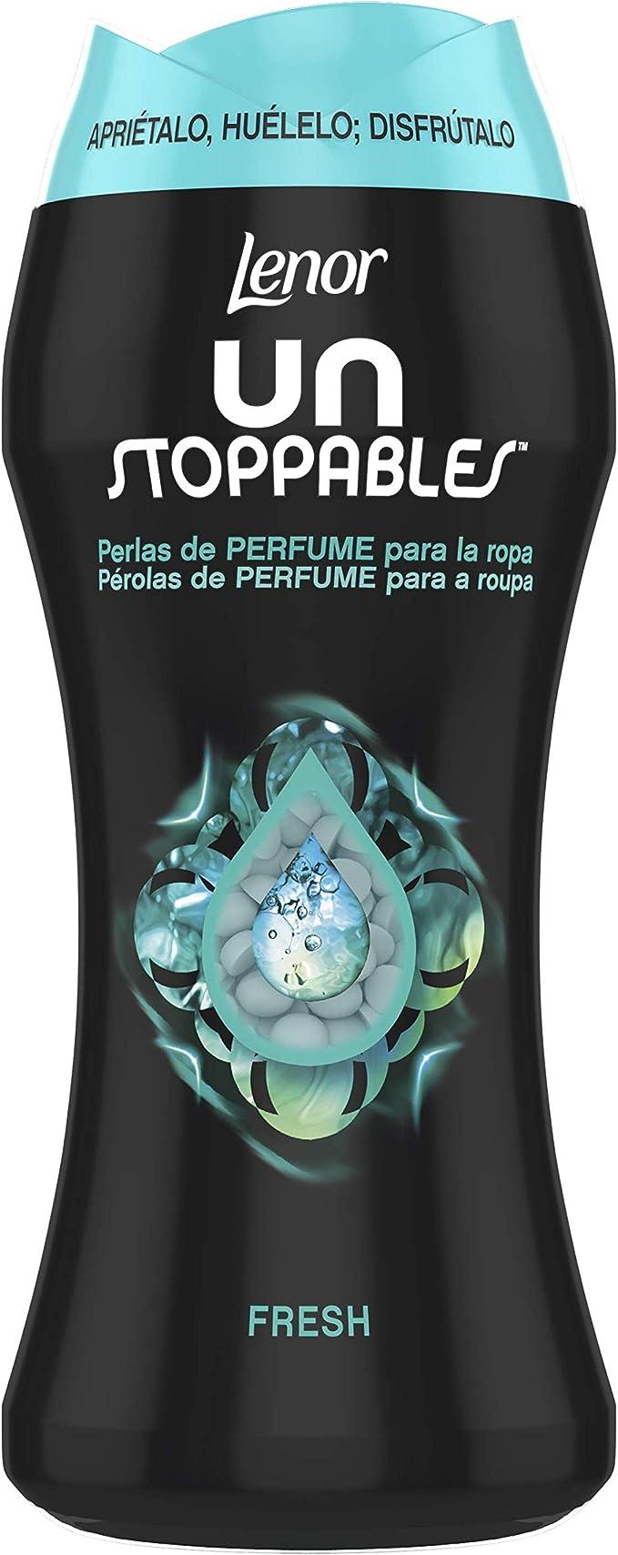 Lenor Unstoppables Fresh Perlas Impulsoras De Fragancia - 1 x 210 ...