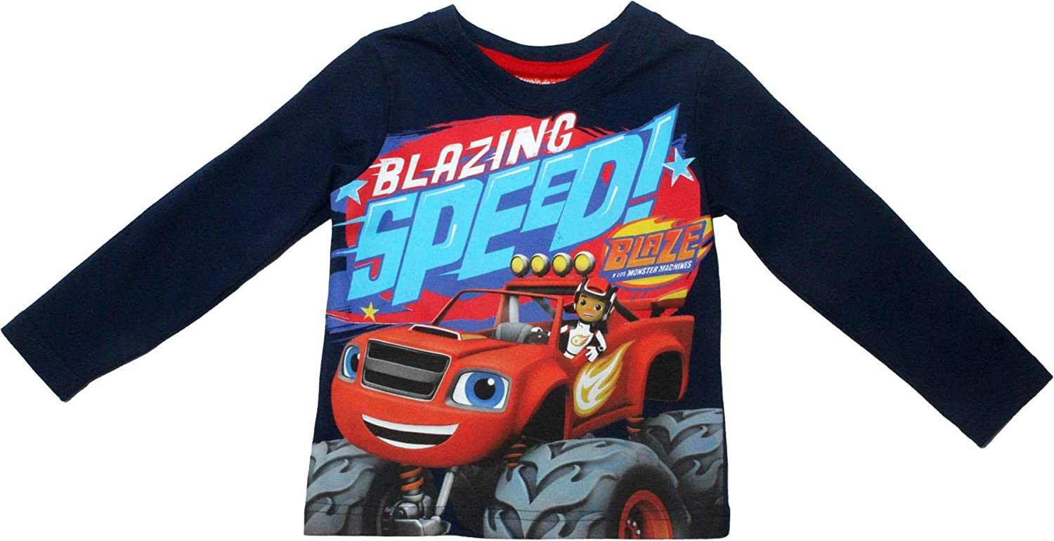 Blaze and the Monster Machines Short Sleeve T Shirt