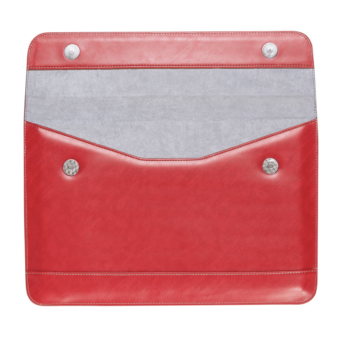 LENTION 13-Inch Split Leather Laptop Sleeve Bag for 2019 2018 MacBook Air//2019-2016 MacBook Pro Protective Case Cover with Magnetic Snaps Red More iPad Pro 12.9 13-inch, with Thunderbolt 3