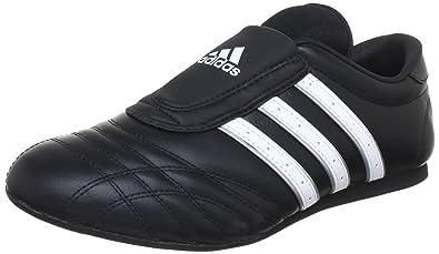 adidas Taekwondo Martial Arts Shoes Mens multi-coloured Mehrfarbig (Black 1    Running White 9dac198f0