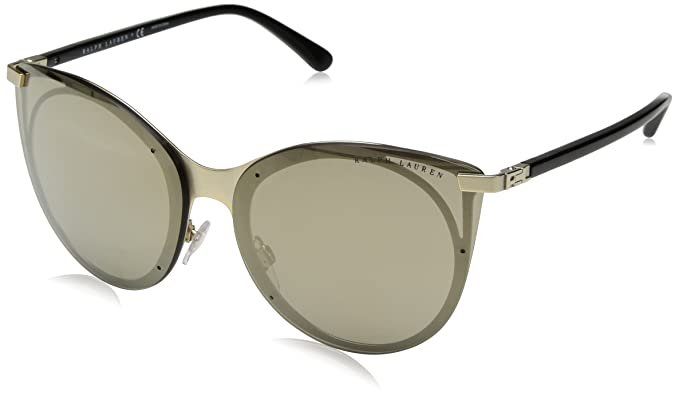 Ralph Lauren 0RL7059, Gafas de sol para Mujer, Pale Gold 63 ...