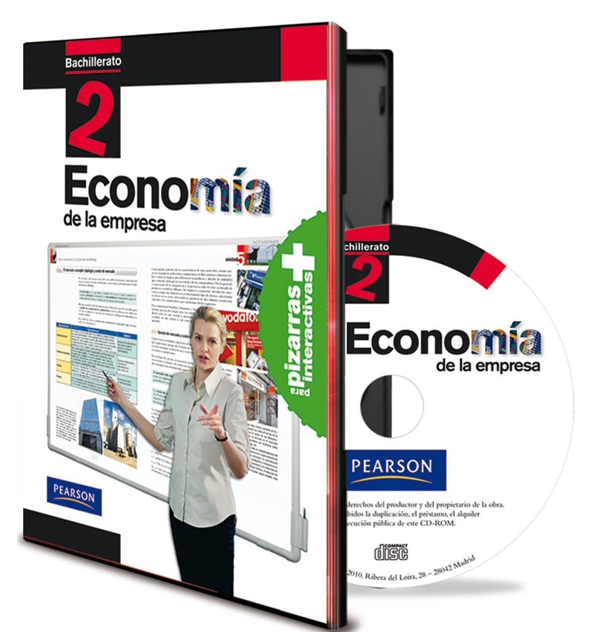 Economía de la empresa para pizarras interactivas ...