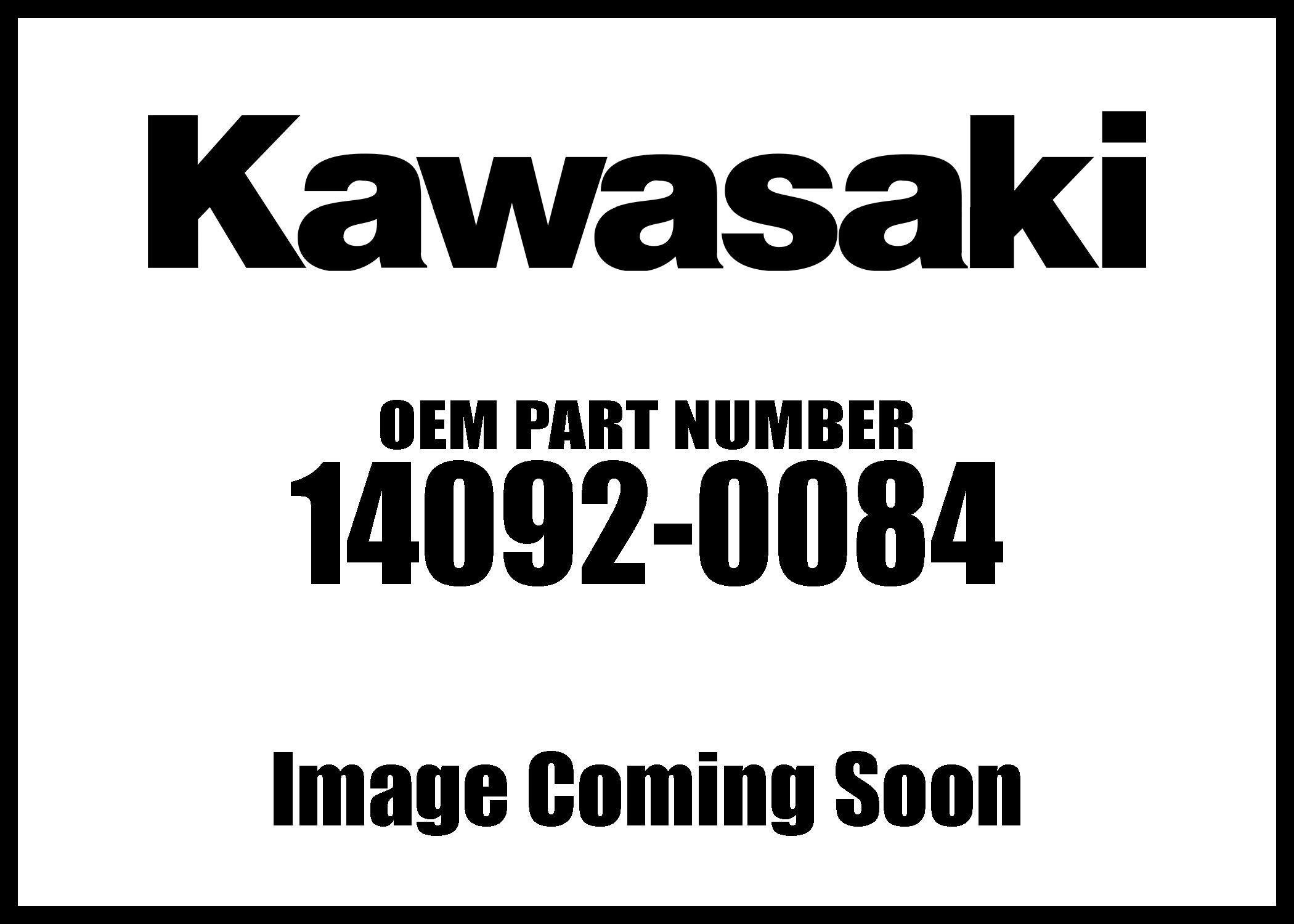 Kawasaki 2010-2012 Teryx 750 Fi 4X4 Teryx 750 Fi 4X4 Sport Cover 14092-0084 New Oem