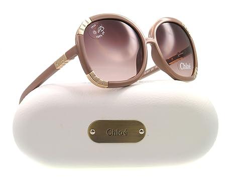 Amazon.com: Chloe anteojos de sol cl2219 Old Rosa con ...
