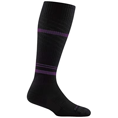 Darn Tough Element OTC Lightweight with Cushion w/Graduated Light Compression: Sports & Outdoors