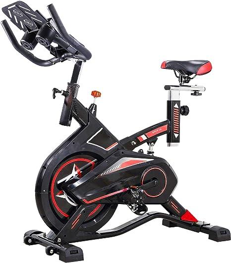 IQI Folding Bike Magnetic X Frame Exercise Fitness Vélo ...