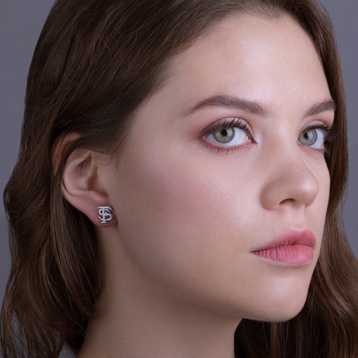 Florida State University Seminoles FSU Sterling Silver Jewelry by Dayna Designs