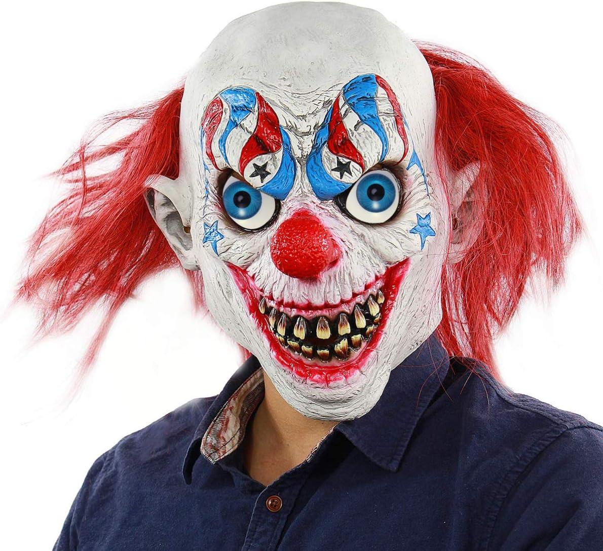 Halloween Eyeballs Horror Props Plastic Eyeballs for Halloween Decoration Party DIY Cosplay, 8PCS