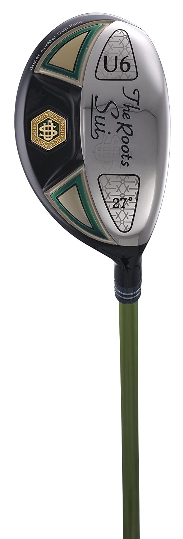 Roots Golf(ルーツゴルフ) ユーティリティ ザルーツSuiユーティリティ U6 Suiシャフト レディース Sui-ut-U6-L 右利き用 番手:U6 フレックス:L B06Y3YKM5F