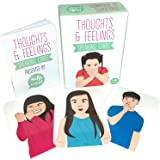 Thoughts & Feelings Speaking Cards – Card Game for Developing Your Children's Emotional Intelligence and Social Skills – Also for CBT/Therapy Use