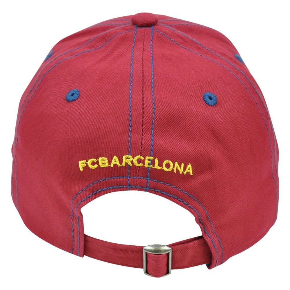 Amazon.com : Rhinox FC Barcelona FCB Barca Gorra C1E08 Spain Espana Stitches Hat Cap Soccer : Sports Fan Baseball Caps : Sports & Outdoors