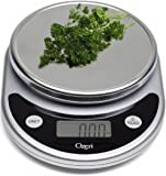 Ozeri Pronto Digital Multifunction Kitchen and Food Scale, Elegant Black + E-book for You*
