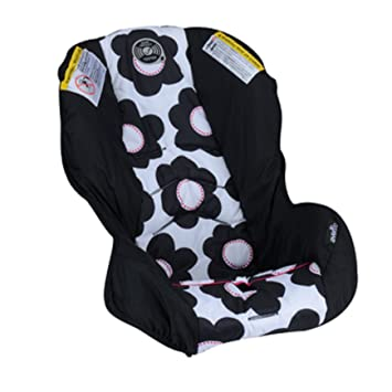 Replacement Car Seat Pad Cover Cushion For Evenflo Vive Sport Travel System Pattern Marianna