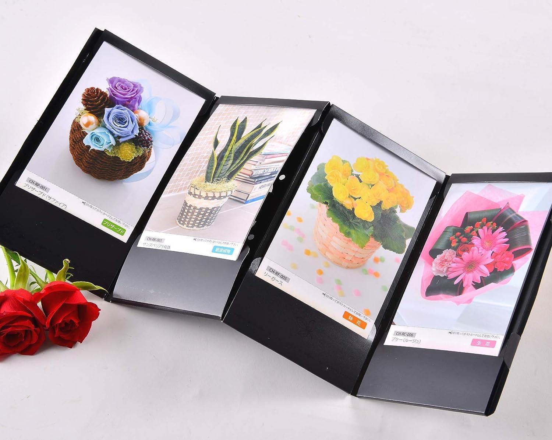 花のギフト社(Hana No Gift Sha) カタログギフト フラワー チョイスカード アクイユ ローズコース