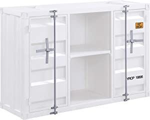 ACME Furniture Cargo Server, White