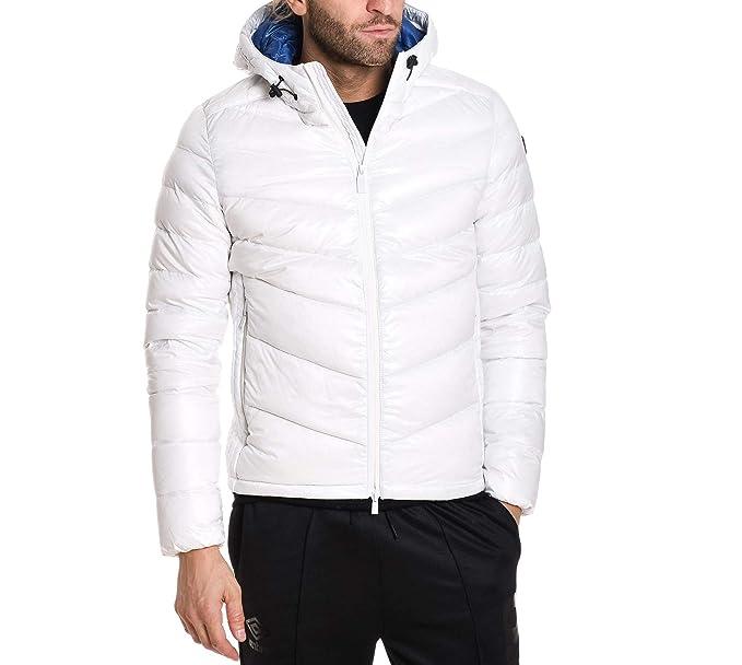 2fc2696ee66e Ciesse - Giacca - Uomo Bianco Taglia dell Etichetta 48  Amazon.it ...